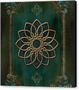 Antique Wall Mural Canvas Print by Bedros Awak