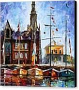 Antwerp - Belgium Canvas Print