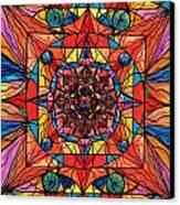 Aplomb Canvas Print