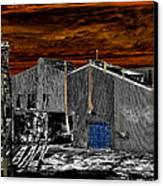 Apocolypse Canvas Print by John Monteath