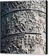 Apollodorus Of Damascus, Column Canvas Print by Everett