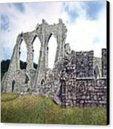 Arches Of Bayham Abbey Canvas Print