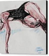 Ariel Canvas Print by Marc Lauwers