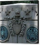 Arlington National Cemetery - 121216 Canvas Print by DC Photographer