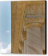 Arlington National Cemetery - Arlington House - 12121 Canvas Print by DC Photographer