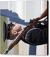 Arlington National Cemetery - Tomb Of The Unknown Soldier - 121228 Canvas Print