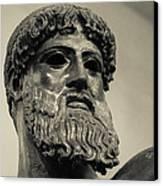 Artemision Zeus Canvas Print