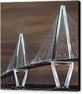 Arthur Ravenel Jr. Bridge Canvas Print by Brian Young