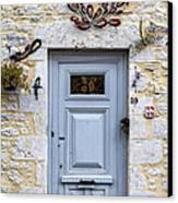 Artistic Door Canvas Print