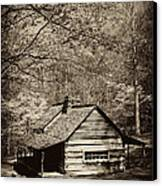 At Home In The Appalachian Mountains Canvas Print by Paul W Faust -  Impressions of Light