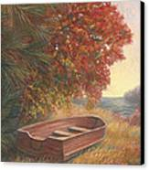 At Rest Canvas Print by Lucie Bilodeau