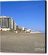 Atlantic City New Jersey Canvas Print