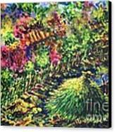 August Canvas Print by Zaira Dzhaubaeva