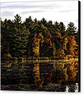 Autumn At It's Finest 2 Canvas Print by Thomas Young