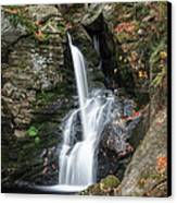 Autumn Fall Canvas Print by Bill Wakeley