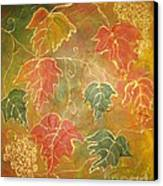 Autumn Rhapsody Canvas Print