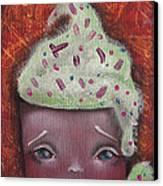 Baby Cakes II Canvas Print
