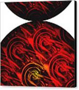 Balance Canvas Print by Ann Powell
