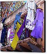 Balcony Canvas Print by Ben and Raisa Gertsberg