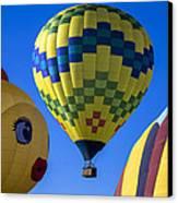 Ballooning Canvas Print