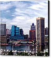 Baltimore Skyline - Generic Canvas Print