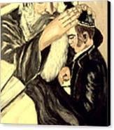 Bar Mitzvah Canvas Print