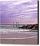 Barely There Canvas Print by Tom Gari Gallery-Three-Photography