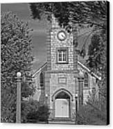 Barossa Valley Church Canvas Print by Gordon  Grimwade