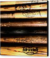 Baseball Bats Canvas Print