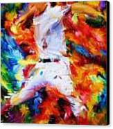 Baseball  I Canvas Print