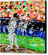 Bases Loaded  Canvas Print by Mark Moore