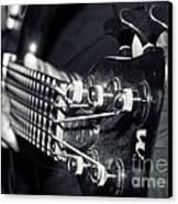 Bass  Canvas Print by Stelios Kleanthous