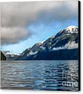 Bc Inside Passage Canvas Print