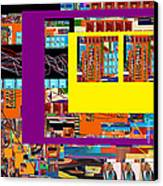 be a good friend to those who fear Hashem 12 Canvas Print by David Baruch Wolk