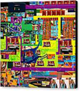 be a good friend to those who fear Hashem 15 Canvas Print