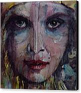Be Young Be Foolish Be Happy Canvas Print by Paul Lovering