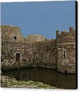 Beamaris Castle Canvas Print
