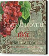 Beaujolais Nouveau 1 Canvas Print by Debbie DeWitt