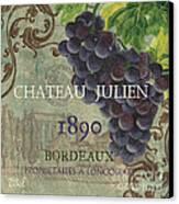 Beaujolais Nouveau 2 Canvas Print by Debbie DeWitt