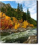 Beautiful Autumn Canvas Print by Dan Mihai