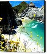 Beautiful Big Sur Canvas Print