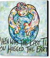Beautiful Earth Canvas Print
