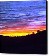Beautiful Sky Canvas Print