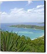 Beautiful St Thomas Canvas Print by Willie Harper