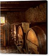 Beer Maker - The Brewmasters Basement Canvas Print