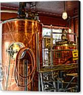 Beer - The Brew Kettle Canvas Print by Paul Ward
