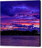 Before The Rain Canvas Print by Metro DC Photography
