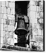 Bell Tower Valbonne Abbey Canvas Print by Christine Till