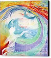 Beloved   Canvas Print by Anna Lisa Yoder