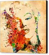 Beloved Canvas Print by Mark Ashkenazi